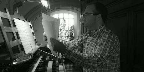 Pedro Alberto Sánchez, organ tickets