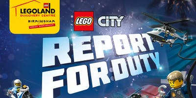 LEGO CITY: Exclusive Annual Pass Holder Celebration