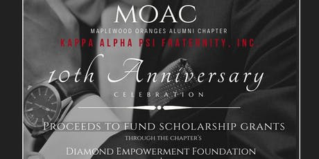 Maplewood Oranges Alumni Chapter of Kappa Alpha Psi Fraternity, Inc.  tickets