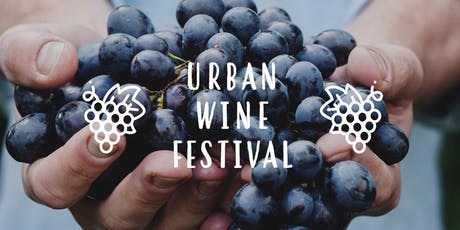Urban Wine Festival Hamburg Tickets