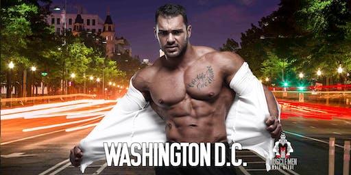 Muscle Men Male Strippers Revue & Male Strip Club Shows Washington DC 8 PM-10 PM