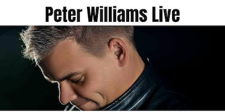 Peter Williams Live at Fitzys Loganholme tickets