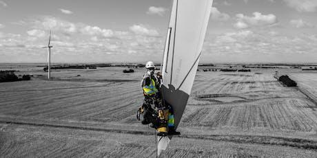 Wind Turbine Rotor Blade Technician Training Australia  tickets
