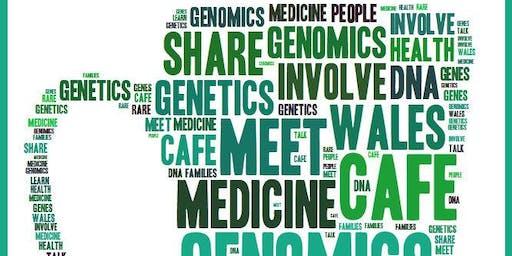 Public Genomics Cafe - Cardiff