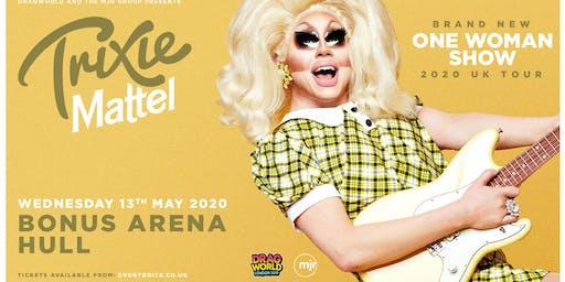 Trixie Mattel 2020 (Bonus Arena, Hull)