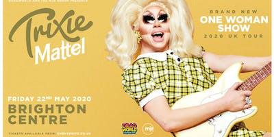 Trixie Mattel 2020 (Brighton Centre, Brighton)