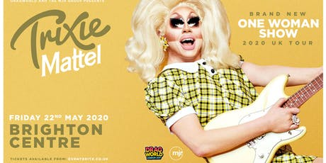 Trixie Mattel 2020 (Brighton Centre, Brighton) tickets
