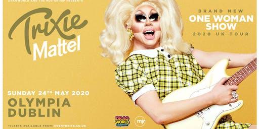 Trixie Mattel 2020 (Olympia, Dublin)