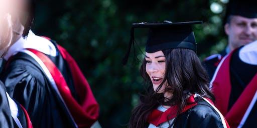 Graduation - London School of Theology