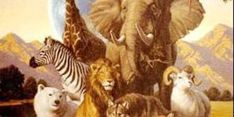 Shamanic drumming journeying workshop to meet your Power Animal tickets