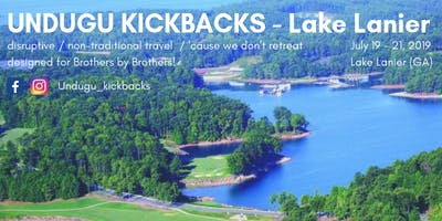 Undugu Kickback - Lake Lanier