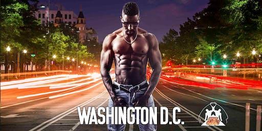 Ebony Men Black Male Revue Strip Clubs & Black Male Strippers Washington DC 8-10 PM