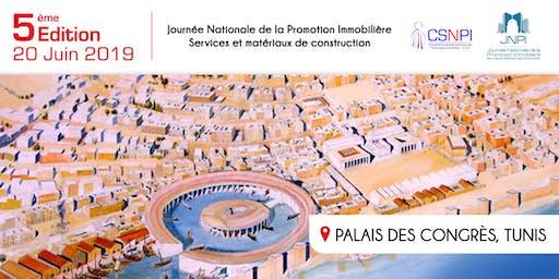 5ÈME JOURNÉE NATIONALE DE LA PROMOTION IMMOBILIÈRE