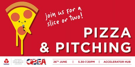MANCHESTER: NatWest - Pizza & Pitching! tickets
