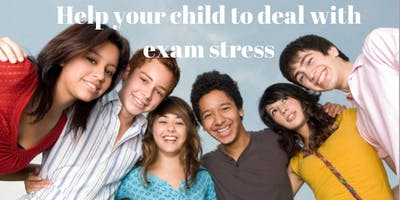 Help your child deal with exam stress