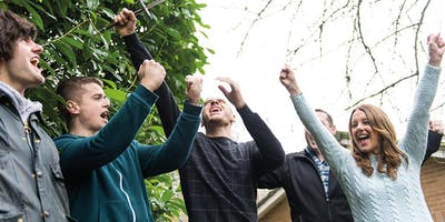 Team Building Taster Day - Highgate House, Northamptonshire