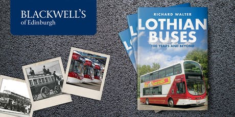 100 Years of Lothian Buses with Richard Walter tickets