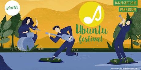 Ubuntu Festival tickets