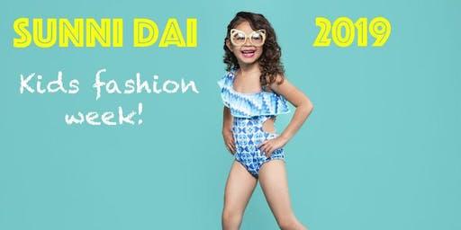 Sunni Dai Kids Fashion Show Miami