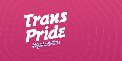 Trans Pride 2019 Brighton