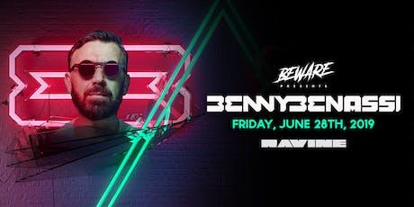 Benny Benassi - Ravine Atlanta tickets