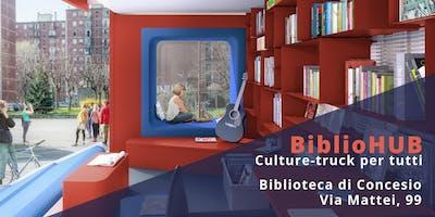 BiblioHUB a Concesio!