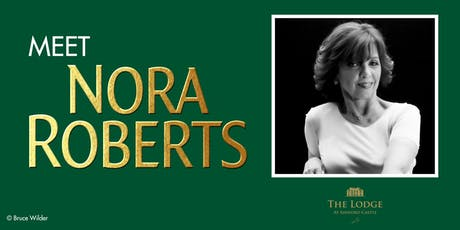 Meet bestselling author Nora Roberts tickets