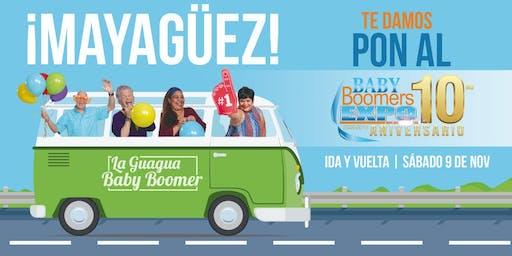 La Guagua Baby Boomer - MAYAGUEZ hacia el Baby Boomers EXPO 2019 (SÁBADO)