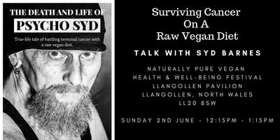 Surviving Cancer on a Raw Vegan Diet - Talk with Syd Barnes