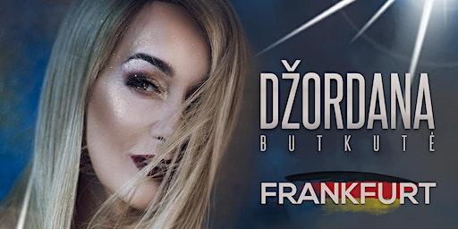 Džordana Butkutė - Frankfurt