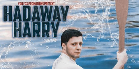 Hadaway Harry Gateshead tickets