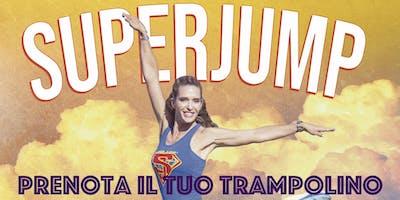 SALTA LA FILA e prenota il tuo trampolino qui JILL COOPER SUPERJUMP RIMINI