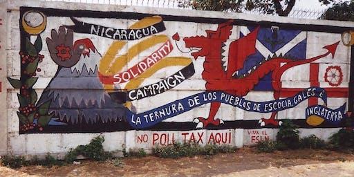 Celebrate 40 years of UK - Nicaragua solidarity