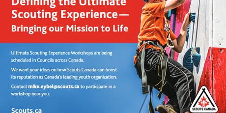 Ultimate Scouting Experience - Brant - Potluck Desserts tickets