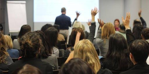 CHALLENGES AND SUCCESSES - AISLi TEACHERS' CONFERENCE 2019