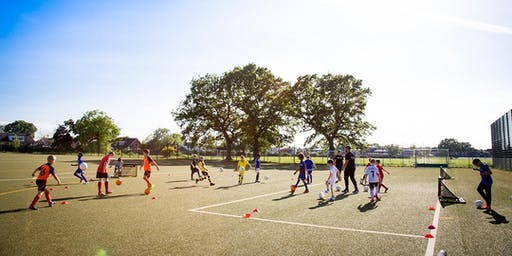 We Make Footballers Free Football Session - Twickenham!