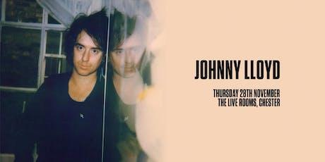 Johnny Lloyd tickets