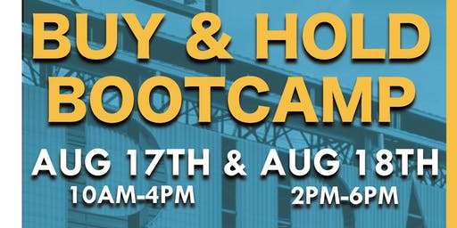 Buy And Hold Bootcamp