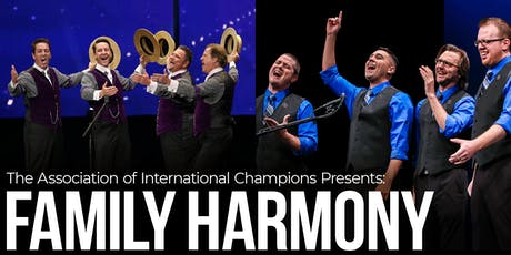 "Pitch Perfected: ""Family Harmony"" Presented by Association of International Champions tickets"