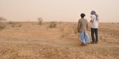 Climate change and conflict in the Sahel tickets