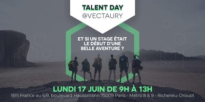 Talent Day @Vectaury