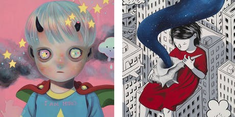 MILLO: Where The Streets Disappear | HIKARI SHIMODA: Stand Up, Saviour tickets