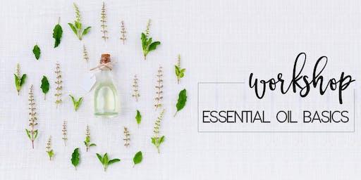 Essential Oil Basics