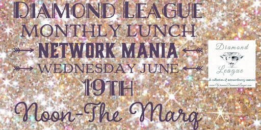 This Wednesday!!! More Updates for Network Mania Luncheon