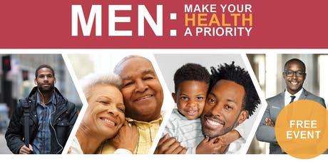 DeKalb County Men's Health Fair tickets