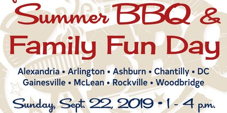 C21NM Summer BBQ and Family Fun Day tickets