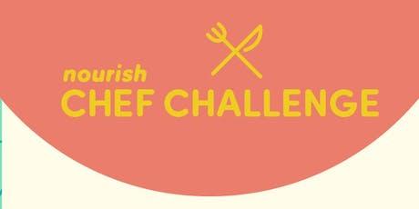 2019 nourish Chef Challenge tickets