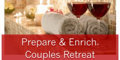 2.13 - Prepare and Enrich Marriage/Couples Retreat: Blue Ridge, GA