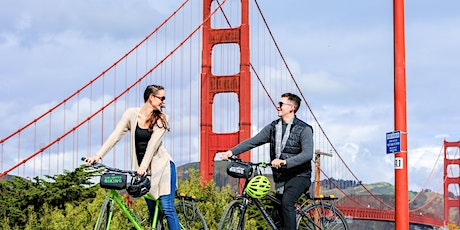 Unlimited Biking: Golden Gate Bridge Bike Rentals tickets