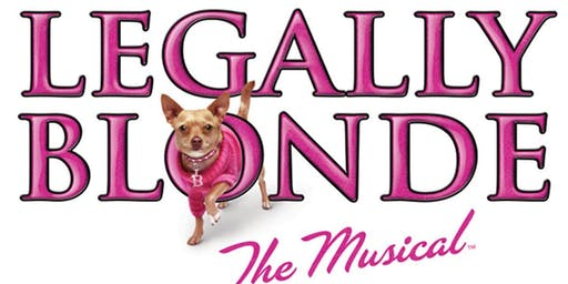 """""""Legally Blonde: The Musical"""""""